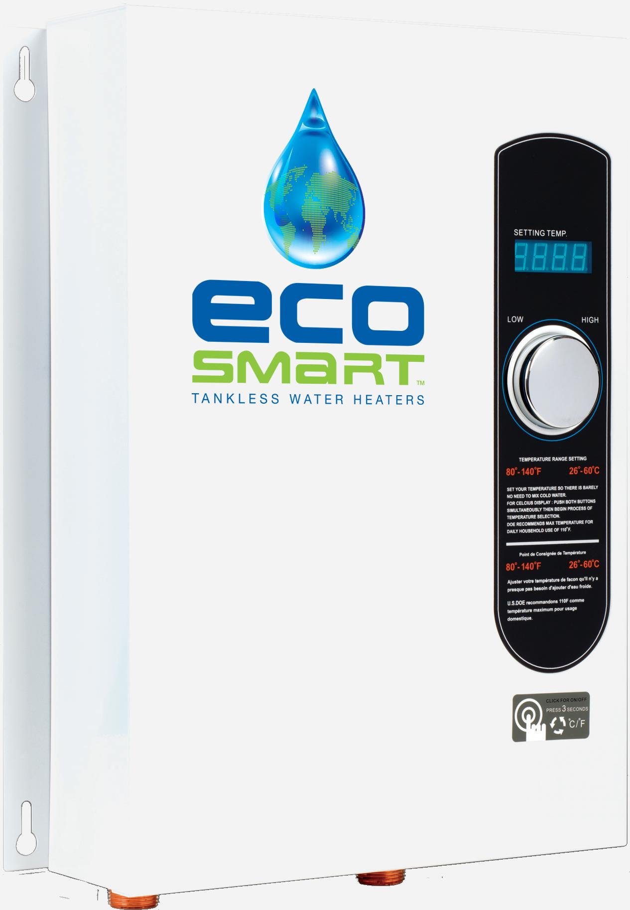 ECO 18 - EcoSmart ECO 18 left