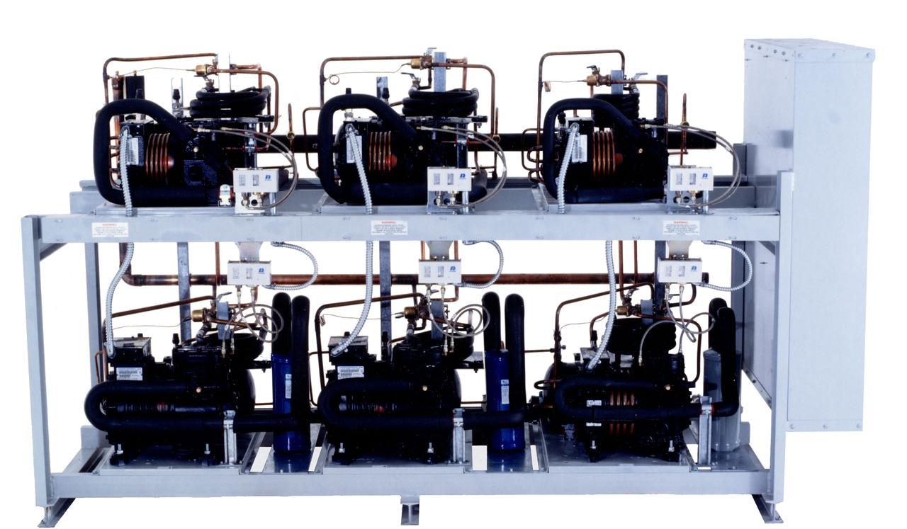 Water Cooled Enviro-Cool Racks