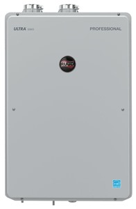 Professional Ultra Series: 8.4 GPM Indoor Tankless