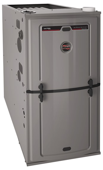 EcoNet™ Ultra® Series Modulation Upflow Gas Furnace (U98V)