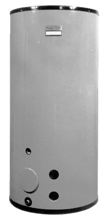 ASME DHW Stock Storage Tank, 175 Gallon