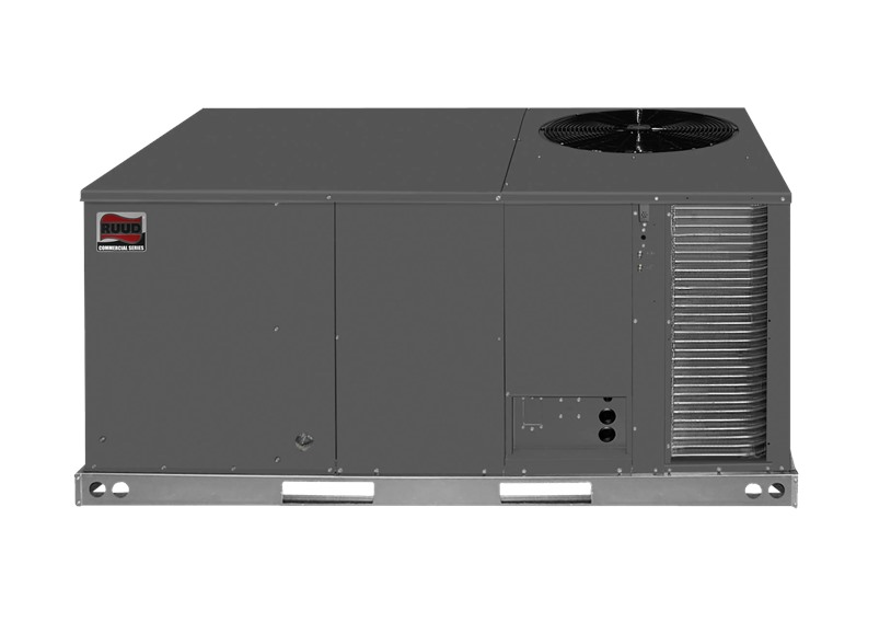RLNL-B (6-12 5 Ton)   Ruud Commercial Package Air Conditioners