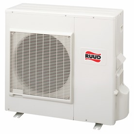 Achiever Series Ductless Mini-Split Single-Zone Out Door Heat Pump UOSH30AXJ