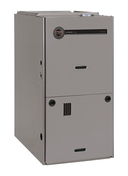 Achiever Plus Series: 80% AFUE 2-Stage Downflow (R802P)