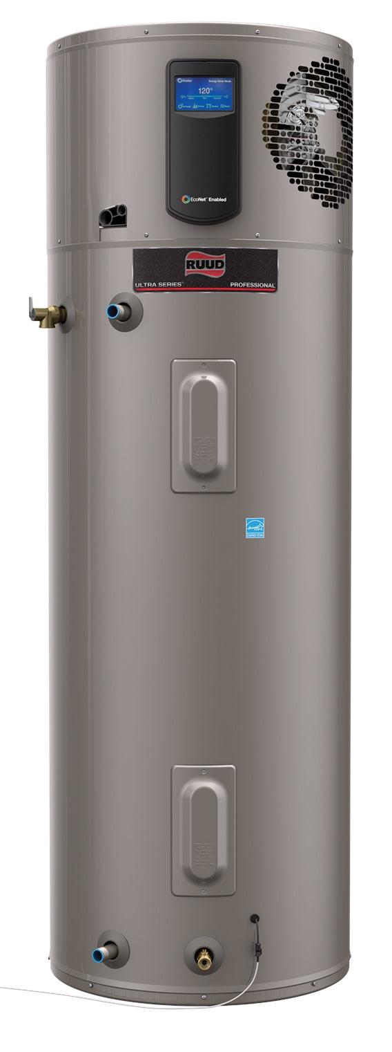 Professional Ultra Series Hybrid Heat Pump Ruud Water