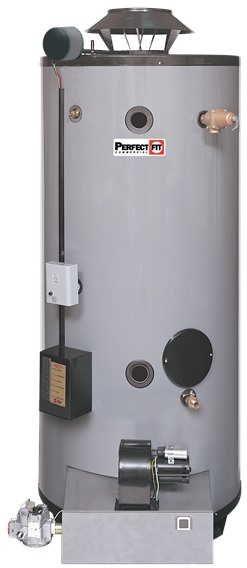 High-Input Water Heater