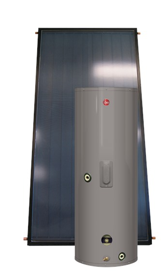 SolPak Active System with Electric Backup