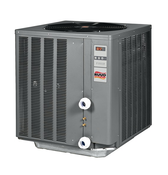 Compact Heat Pump Pool Heaters