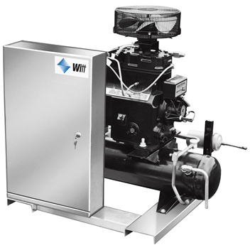 WRN Series 3 to 40 HP Remote Compressor