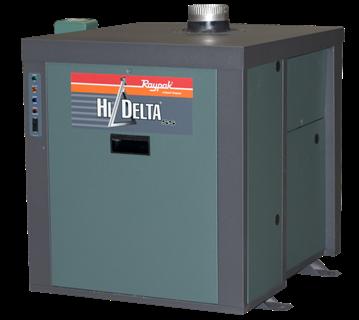 Raypak Hydronic Boilers